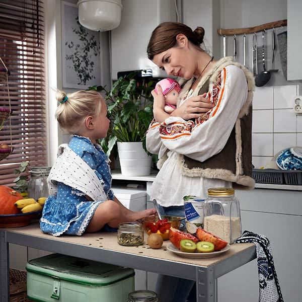 Placenta specialist Wendy van der Zijden